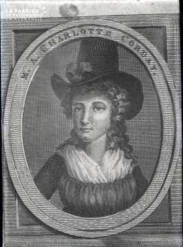 Charlotte Corday-buste