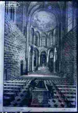 Tombeau de la Reine Mathilde-Abbaye aux Dames