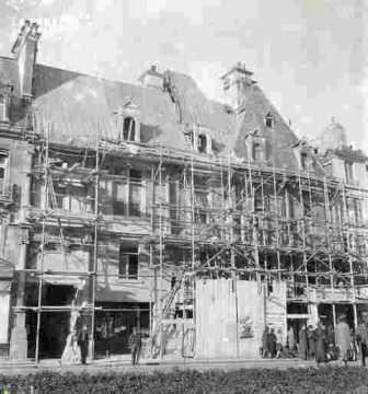 Réfection 116-Immeuble de la papeterie Duhomme