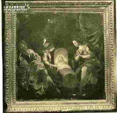 Nativité attribuée à Le Nain