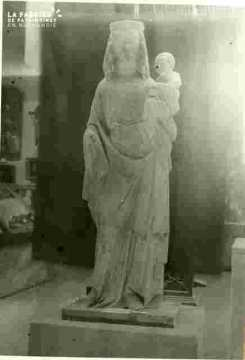 V à l'enf par art.normand XIVIè Anc Abb Ples-Grim