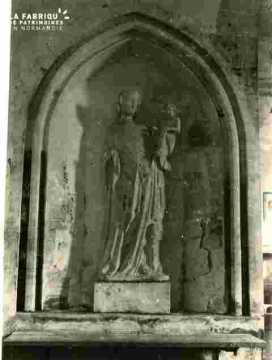 Saint Joseph et enfant jésus