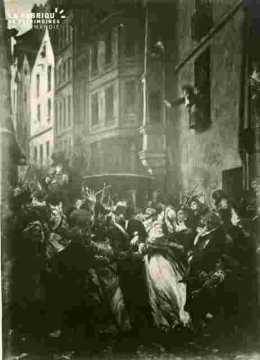 Manifestations diverses-Charlotte Corday