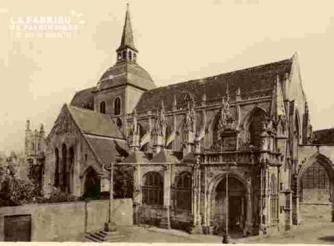 Eglise Ste Trinité