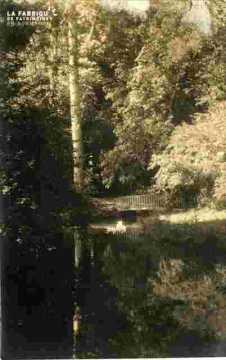 Rivière et pont