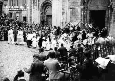 Défilé provençal