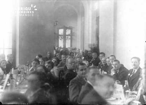 Boul- Legrix-Banquet