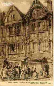 Maisons grande rue Saint Pierre