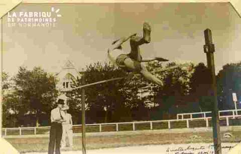 Championnats d'Athlétisme-Saut en hauteur