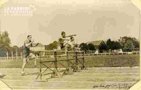 Championnats d'Athlétisme-Course