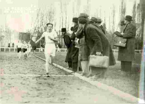 Championnats d'Athlétisme-Spectateurs