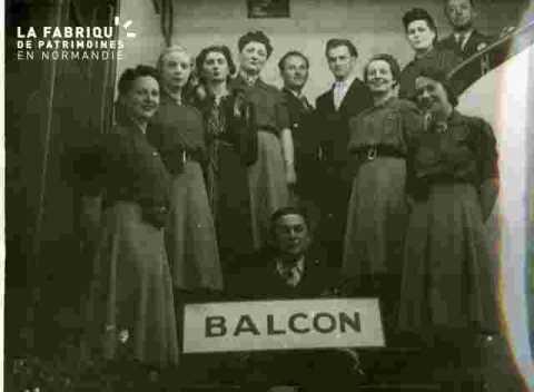 Cinéma Normandie-Personnel