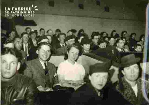 Cinéma Normandie-Inauguration