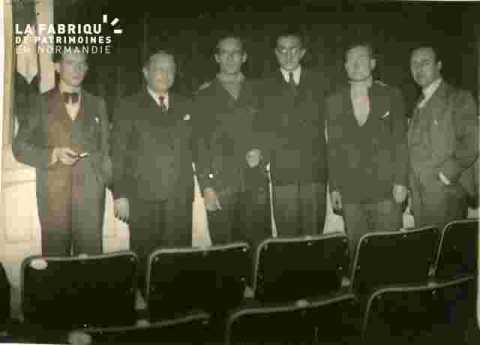 Cinéma Normandie-Le public