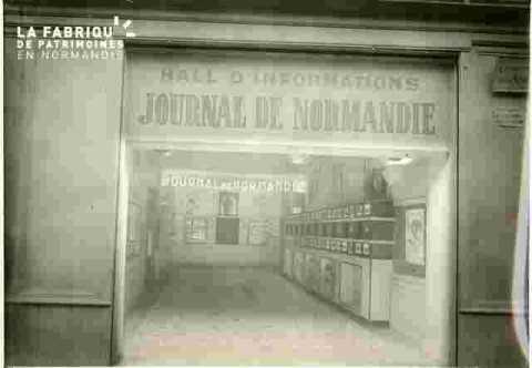 Journal de Normandie-Hall