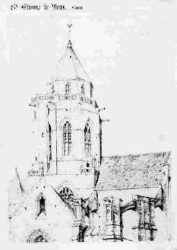 Saint Nicolas et Saint Etienne