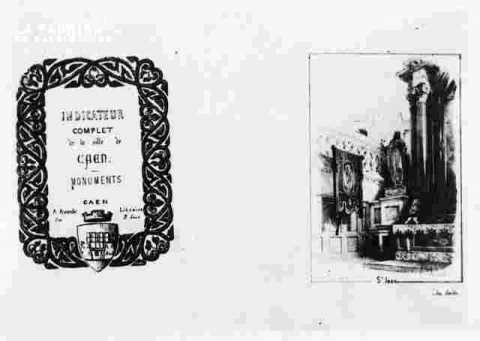 Louis à Caen