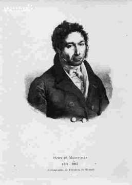 Henry de Magneville