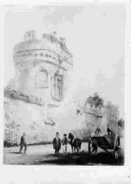 Tour des Gendarmes