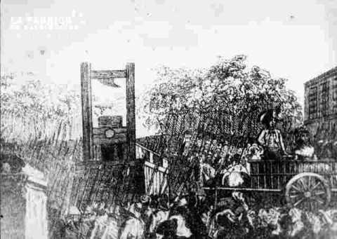 Charlotte Corday-Assassinat de Marat
