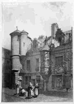 Hôtel de la Monnais