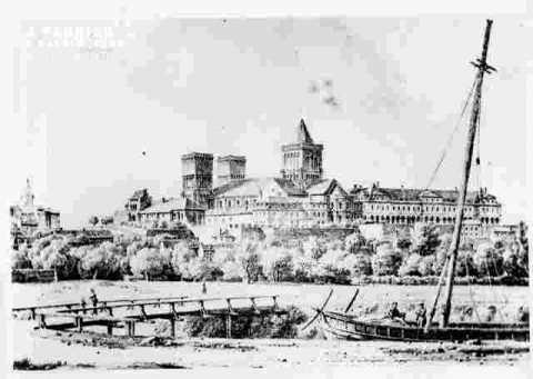 Saint Pierre et l 'Odon