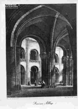 Restauration-La Trinité