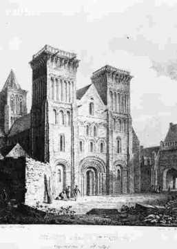 Saint Gilles-Porte latérale