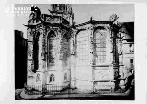 Saint Etienne-le-vieux