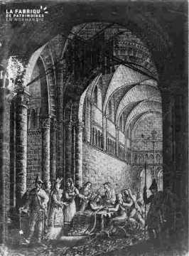 Saint Pierre-Chapelles latérales