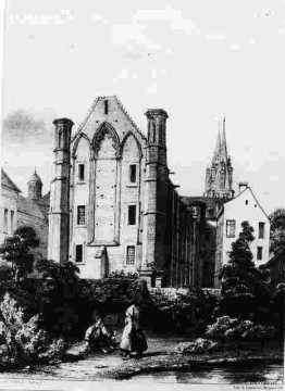 Saint Etienne-Façade et Flèches