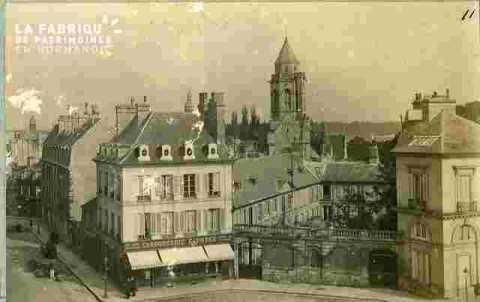 Place Fontette