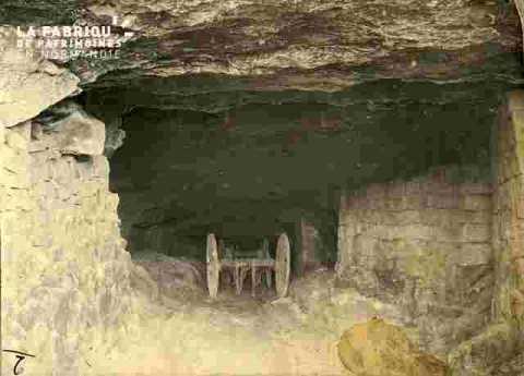 grotte (Fleury ?