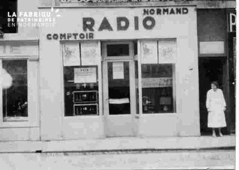Magasin de radio- Guillaumet ?