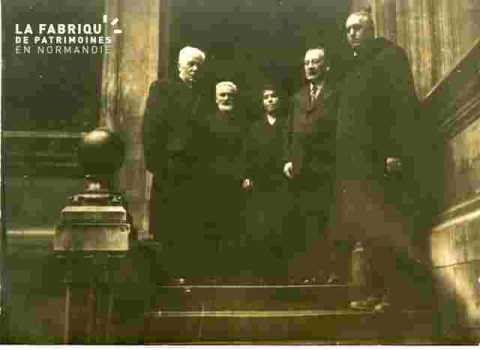 dirigeants -Hôtel d'Escoville