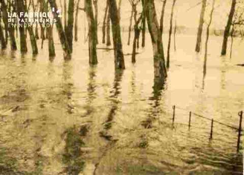 Inondation quartier de Vaucelles