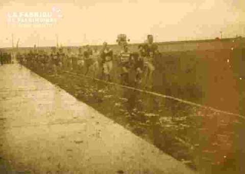 Course à pied-Stade de Venoix-en course