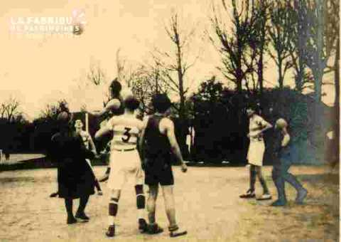Basket-ball,  Non identifiés