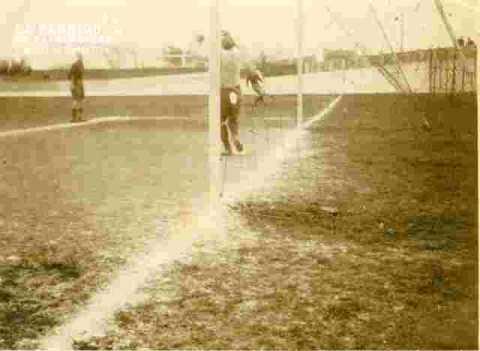 Football,  Match en cours