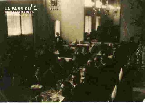 dirigeants  -Banquet