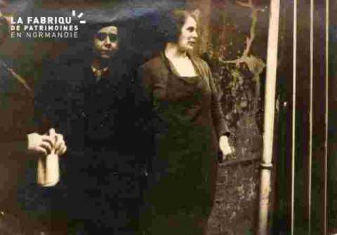 Famille Duval,  Mme et Mr Duval
