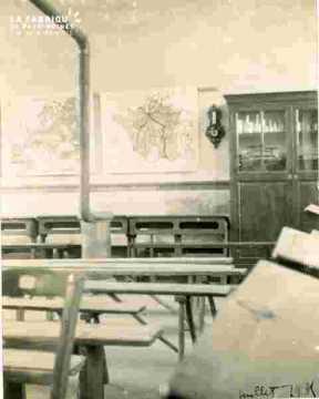 La salle de Classe (juillet)