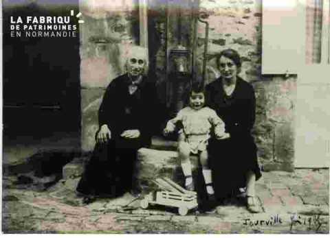 Alain, Charlotte et Caroline (juillet)
