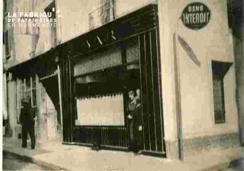 Mickey -bar rue Ecuyère