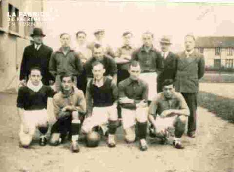 Football-Equipe non identifiée