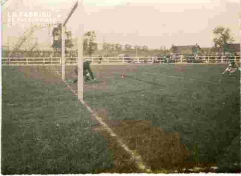 Foot-Match en cours