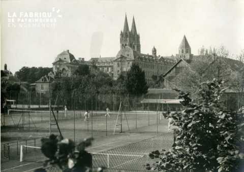 Stade Hélitas-Les tennis