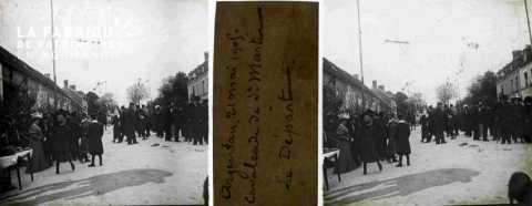 Argentan 21 mai 1905