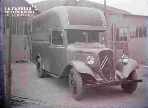 Argentan camion Citroën