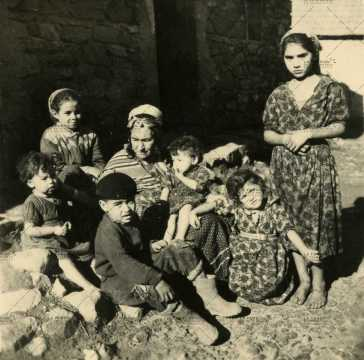 Famille algérienne